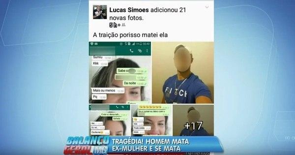 Homem descobre traição, mata a ex-mulher e posta no Facebook ...