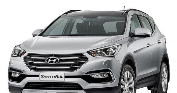 Hyundai lança Santa Fe reestilizado por R$ 164,9 mil - Notícias - R7 ...