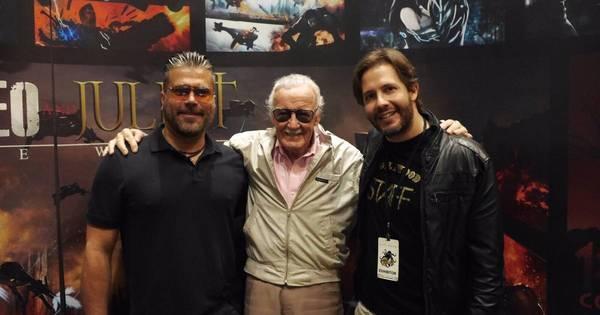 Produtor brasileiro fecha parceria com Stan Lee, criador de heróis ...