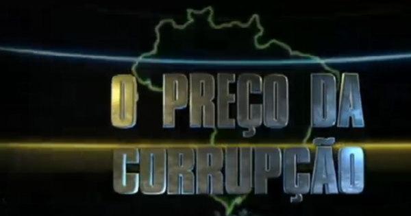 Preço da Corrupção - Jornal da Record - R7 Séries