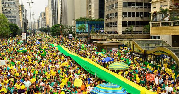 Manifestações de domingo não aceleram processo de ...