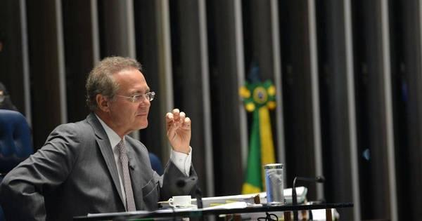 Senadores independentes vão pedir a Renan para suspender ...