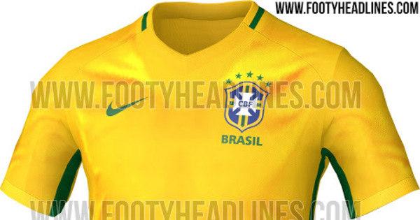 Adeus 7 a 1! Seleção brasileira trocará camisa usada no vexame ...