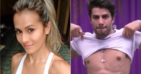 Ex- namorada de Renan, do BBB16, faz campanha para que brother ...