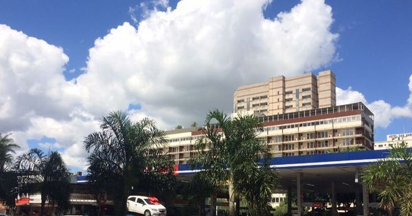 Posto que deu nome à Lava Jato funciona normalmente em Brasília ...