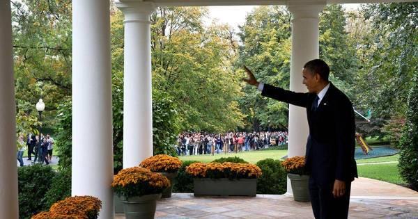"""Obama pede fim de tom """" cruel"""" e de violência na campanha ..."""