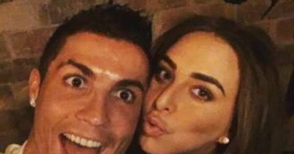 Milionária é apontada como novo amor de Cristiano Ronaldo ...