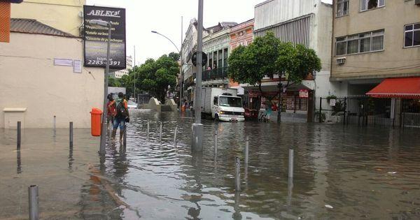 Após temporal, Rio tem previsão de chuvas fortes e vento nesta ...