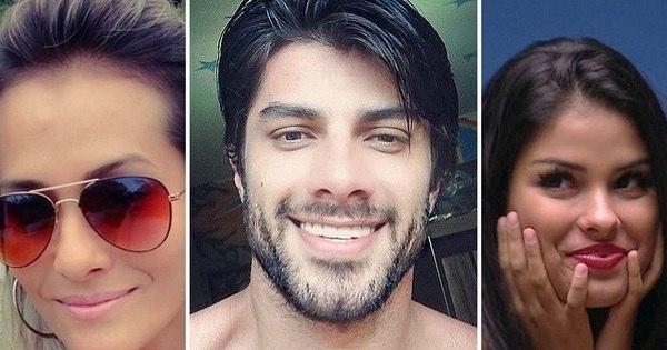 Após eliminação, com quem Renan deve ficar: Munik ou com a ex ...