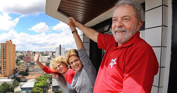 Lula vai participar de ' despedida' de Dilma - Notícias - R7 Brasil
