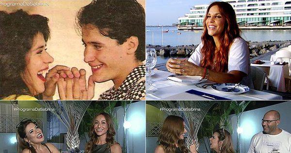 Mara Maravilha revela que Ivete Sangalo tinha ciúmes dela com ex ...