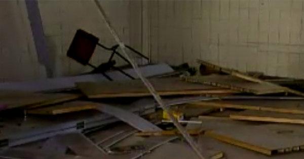Destruição: centros para abrigar moradores de rua são alvos de ...