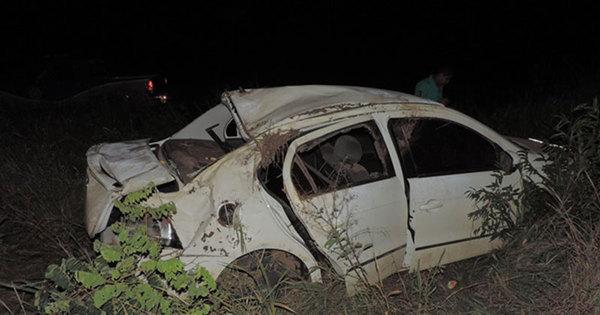 Acidente na BR-020 deixa 6 pessoas da mesma família feridas ...