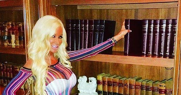 Mulher gasta quase R$ 2 milhões em cirurgias plásticas para ficar ...
