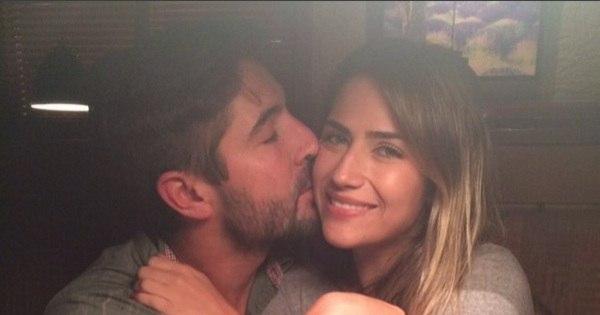 """Sandro Pedroso se declara para Jéssica Costa: """"Nosso amor está ..."""