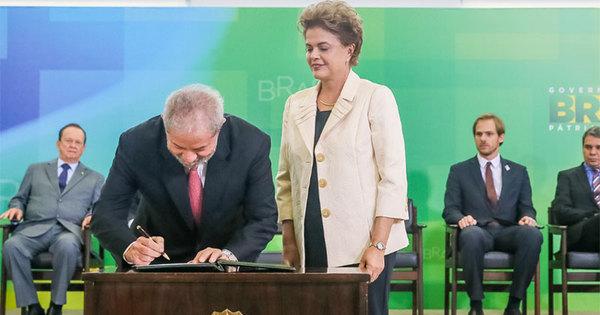 Juíza do RJ suspende nomeação de Lula a ministro da Casa Civil ...