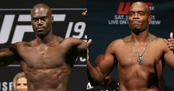 Anderson Silva já sabe quem será seu próximo adversário no UFC ...