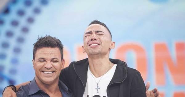 Eduardo Costa faz pegadinha e leva fãs às lágrimas na Hora do ...