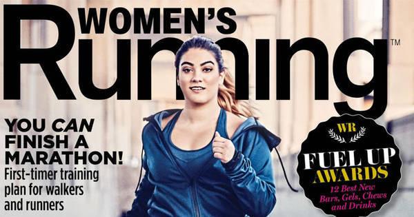 Blogueira plus size quebra tabus ao estrelar capa de revista fitness ...
