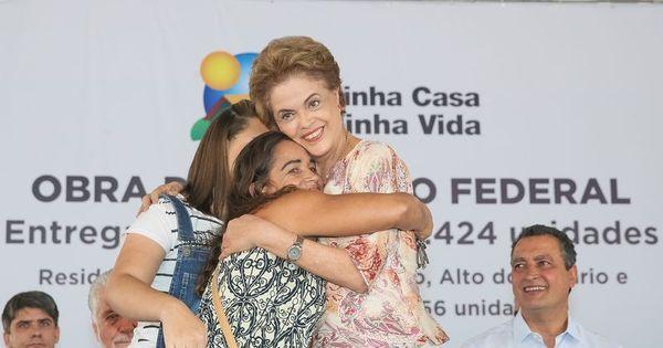 """Na Bahia, Dilma critica """"politização"""" do Judiciário e do Ministério ..."""