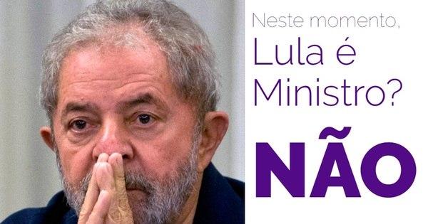 Para acompanhar mudanças, site mostra em tempo real se Lula é ...