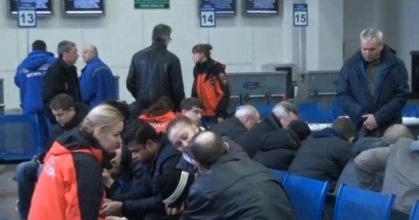 Queda de avião deixa 62 mortos na Rússia - Notícias - R7 ...