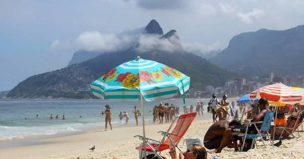Praias do Rio ficam lotadas no último dia do verão - Fotos - R7 Rio ...