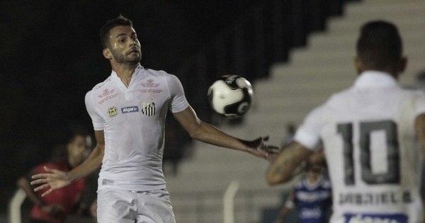 Santos erra demais, sofre com o Rio Claro e só empata - Esportes ...