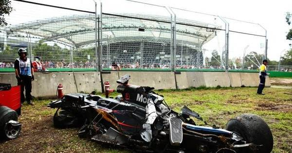 """""""Alonso se salvou por pouco"""", afirma médico da Fórmula 1 ..."""