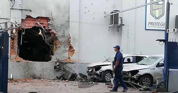 Mega- assalto de R$ 50 milhões teve armas que derrubam avião e ...