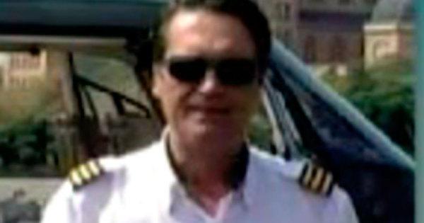 Piloto de aeronave que caiu na Bahia teve fratura exposta nas pernas