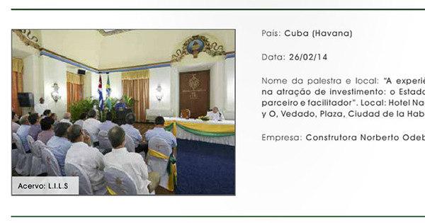Lula realizou 30 palestras para empresas investigadas na Lava Jato ...