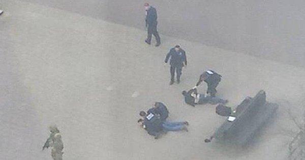Forças de segurança belgas prendem dois supostos autores dos ...