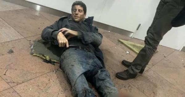 Ataques terroristas em Bruxelas matam dezenas e deixam capital ...