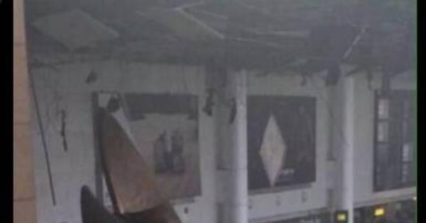 Explosões no aeroporto de Bruxelas e em estação do metrô deixam ...