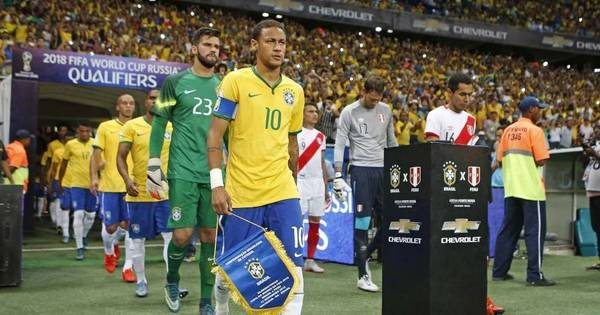 Veja quanto vale a seleção brasileira convocada para pegar ...