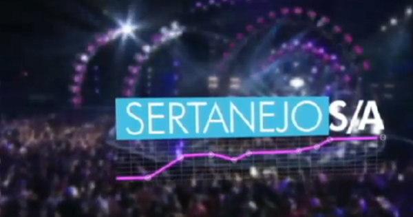 Sertanejo S/A - Jornal da Record - R7 Séries