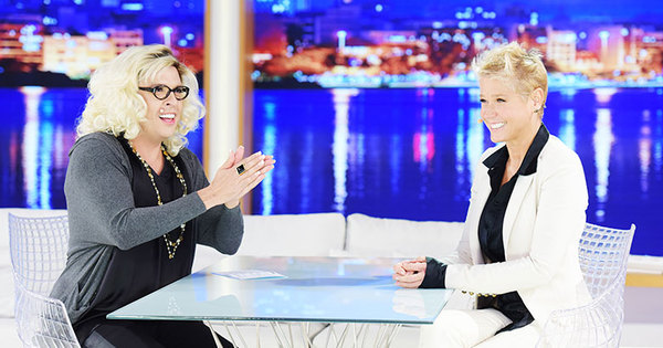 """De frente com Gabi Herpes, Xuxa revela: """"Quem vai dizer se devo ..."""