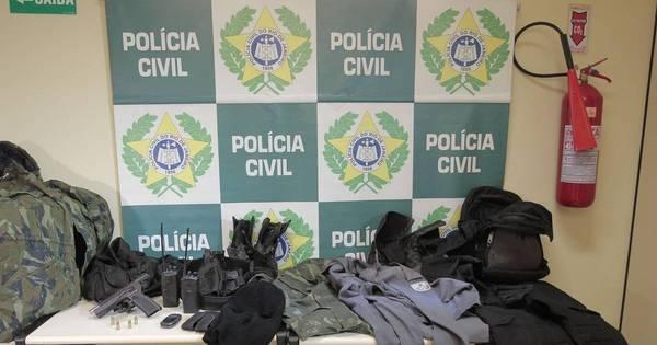 Milicianos são presos por suspeita de estupro de crianças na zona ...