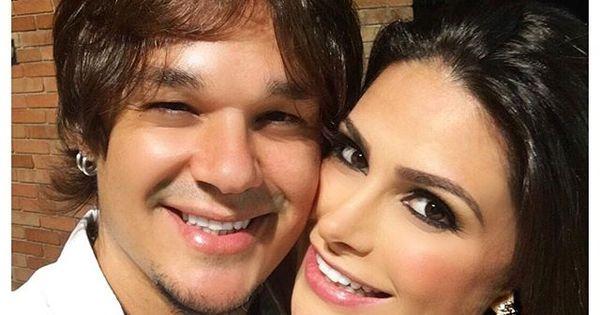 Natália Guimarães comemora oito anos de relacionamento com ...