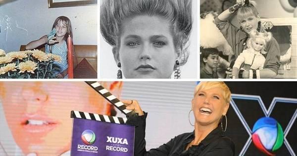 Parabéns, Rainha! Xuxa comemora 53 anos neste domingo - Fotos ...