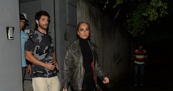 Após assumirem affair, Sabrina Sato e Duda Nagle são vistos juntos ...