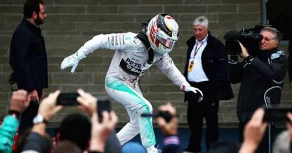 """Hamilton admite que vantagem de Rosberg na temporada """"é ..."""