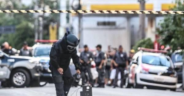 Suspeita de bomba perto de feira da Benedito Calixto mobiliza PM ...