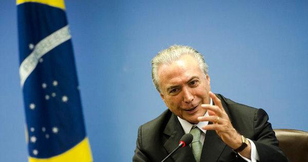 PSDB rejeita novas eleições e vai apoiar Temer, diz jornal - Notícias ...