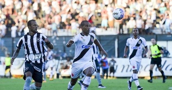 Vasco vence clássico e tira invencibilidade do Botafogo - Esportes ...