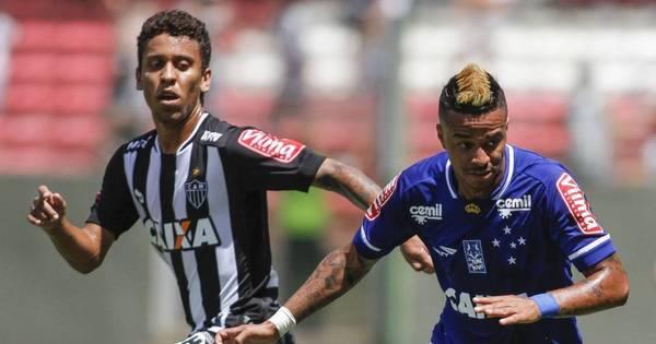 Em clássico quente, Cruzeiro aproveita falha de goleiro do Galo e ...