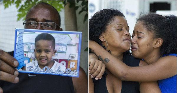 Menino de 4 anos morto em morro de Madureira deve ser enterrado ...