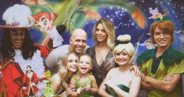 Brenda, filha de Sheila Mello e Xuxa, comemora três anos com festa ...