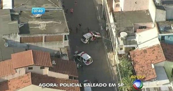 Policial é baleado 15 vezes durante ação na zona leste - Notícias ...
